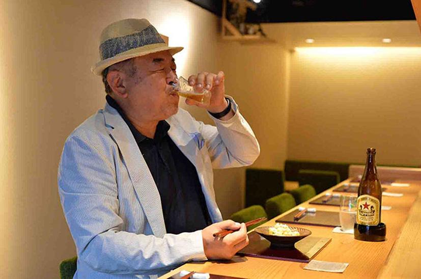 コクが際立つ絶妙の味付け 渋谷「松濤はろう」