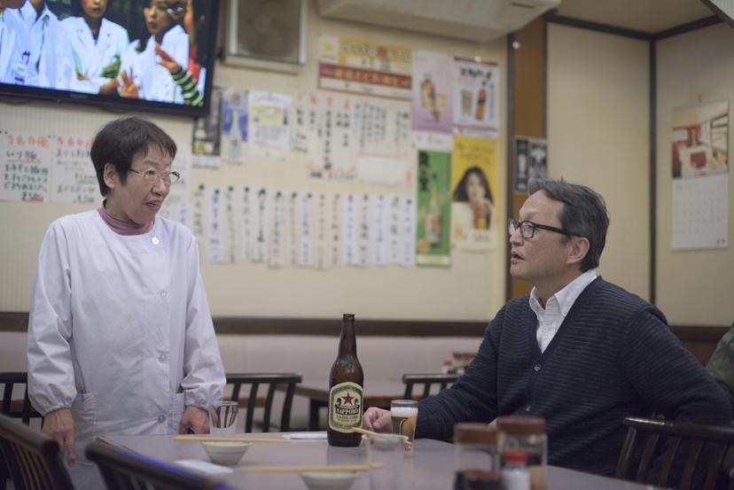 """浅草六区、往時の賑わいを物語る""""IRIBUTA""""の味"""