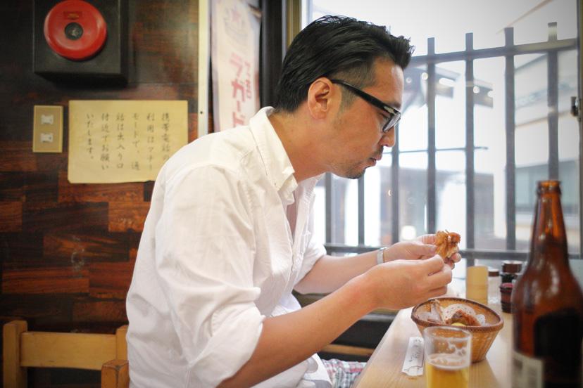 おかんが食べさせてくれたお子様ランチの味で気絶するなら「鳥竹 総本店」のチキンライス