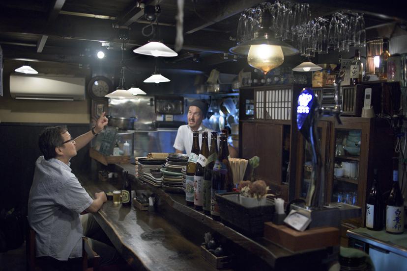 佐島に揚がる旬の魚介に、野毛再訪を決意した夜