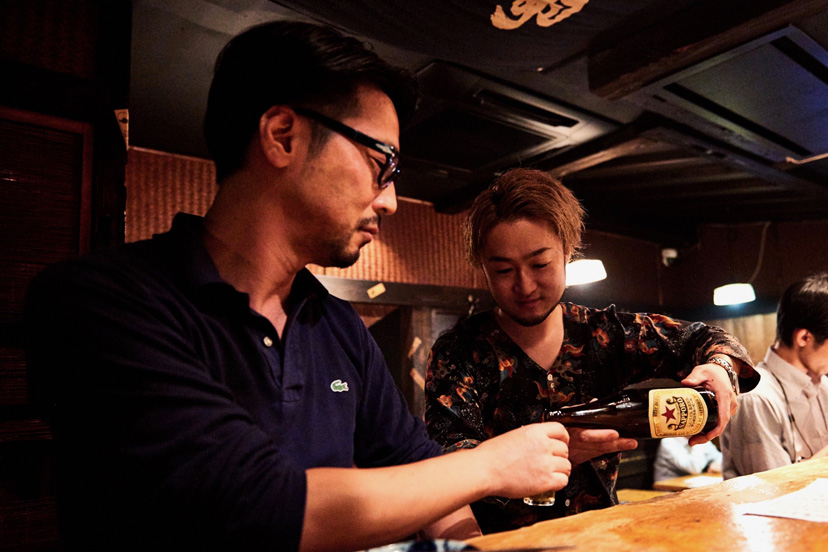 渋カジで行きたい、DEEPな渋谷の雑居ビルで心安らぐ場所