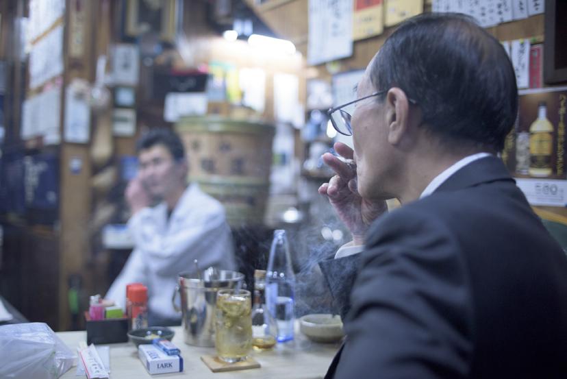 湯島の老舗酒場で思いを巡らせた「岩手の4年半」