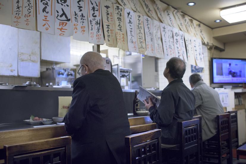 「立川一お気楽な店」というコピーは嘘ではない