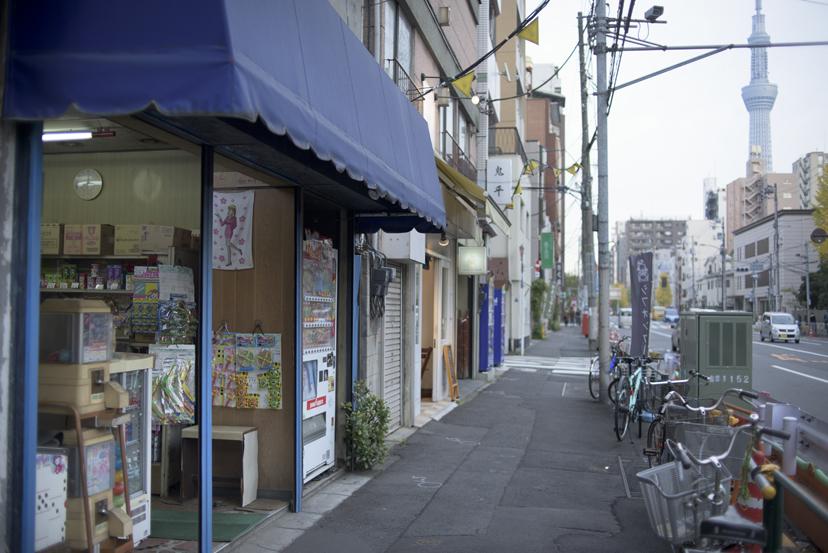 浅草・観音裏に、裏を返したい名店がまた一軒