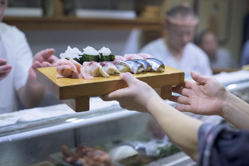 駒込で47年、「町のお寿司屋さん」は気前がいい