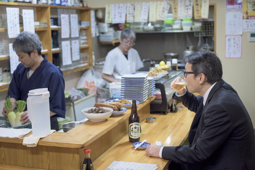 阿佐ヶ谷にふらりと飲みに行く「居場所」ができた