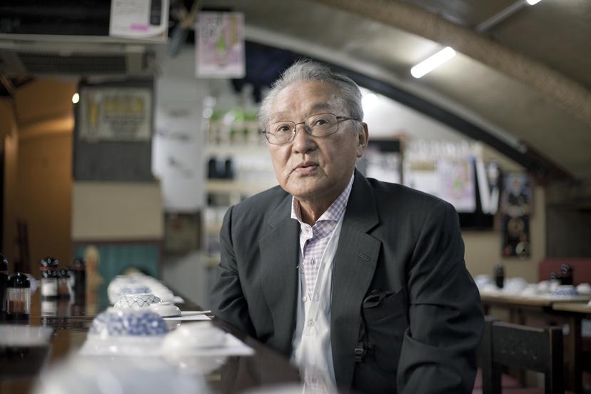 有楽町「新日の基」でガード下大衆酒場デビュー!?