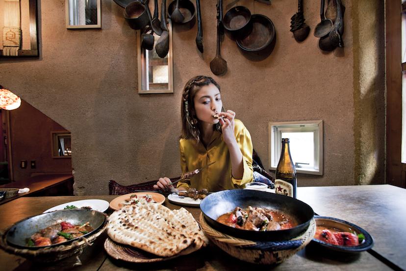 東中野で「本格アフガニスタン料理」を初体験