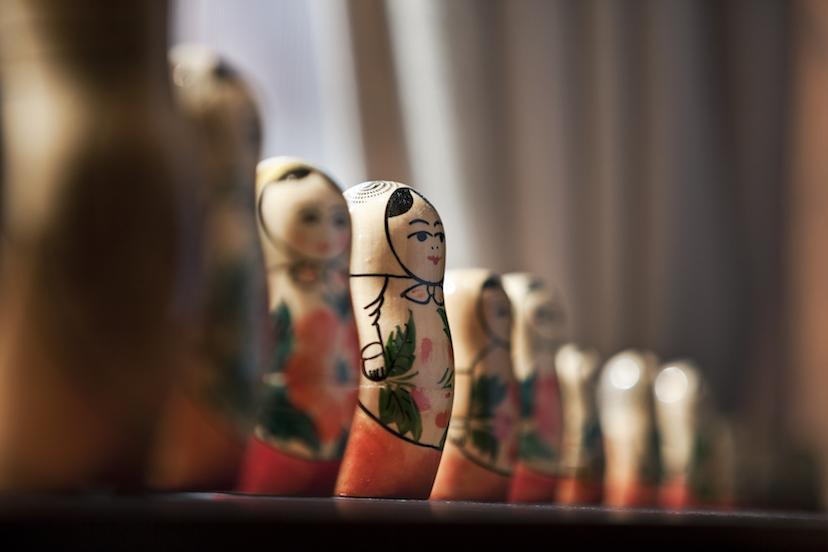 高田馬場「チャイカ」でロシア文化の多様性を食す