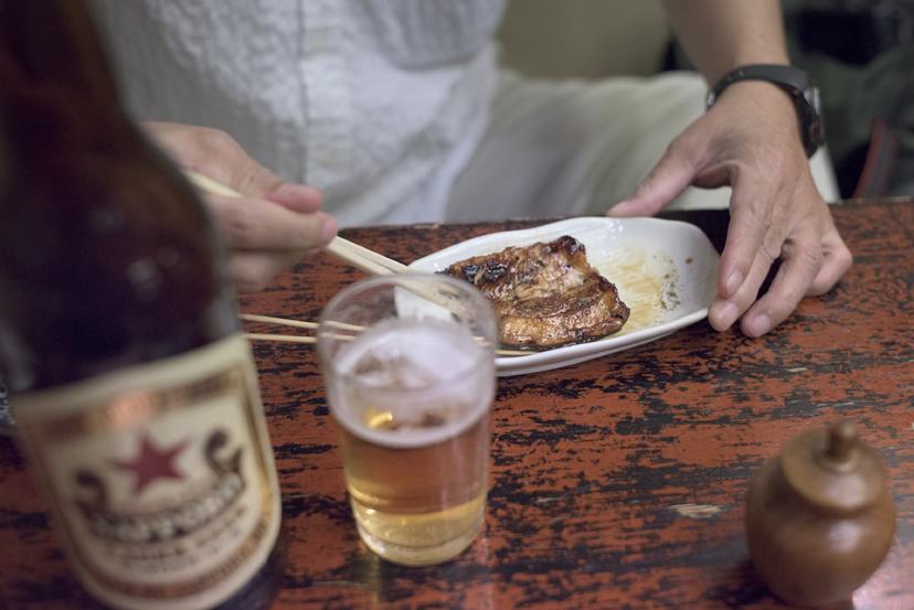 大井町で「炊きたての白飯」が欲しくなった夜