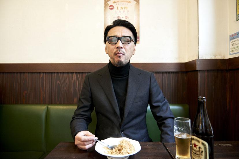 銀座でまんぷく気絶したクラシックな中華そばとは?