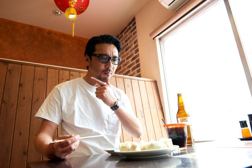 ィヨコハマ中華街で気絶した水餃子とは?