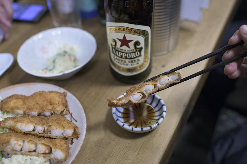 名古屋・栄の地下街で、飲み屋さんの原型を見た