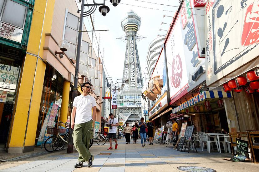 大阪の串ホルモンでアニ気絶やねん